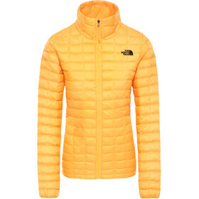 The North Face ThermoBall Eco Jacket Dame TNF Yellow Matte
